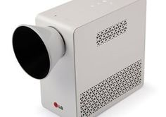 LG Portable LED Projector with Built-in Digital TV Tuner — Daily Tech Find