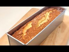 Butter Cheese Cake 牛油芝士蛋糕 - YouTube