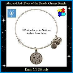 Win an alex and ani Bangle bracelet