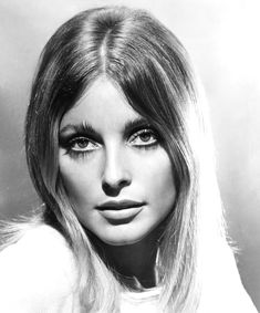 Actress Sharon Tate from the 1967 film Valley of the Dolls. Was murdered by Charles Manson followers.