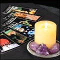 Aeclectic Tarot is another site that will keep you busy for a while.  Deck reviews, articles, community.  Enjoy!