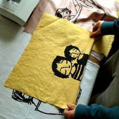 Kunstkram - Stefanie Seltner - Kunst und Illustration Paper Shopping Bag, Reusable Tote Bags, Illustration, Decor, Home Architect, Projects, Creative, Art, Decorating