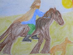 King of Ireland's Son drawings