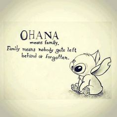 lilo & stich quotes family | Browse Family Quotes Sayings Ohana Lilo And Stitch Disney Favimages ...