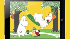 Moomin and the Lost Belongings is available as an interactive storybook for iPad, iPhone 4, iPhone 4S, iPhone 5, and Android devices.  Moomin and the Lost Belongings (English narrator: Glyn Banks) App Store: https://itunes.apple.com/app/moomin-lost-belongings/id595298657  Muumilaakson kadonneet tavarat (Finnish narrator: Riina Paatso): App Store: http://itunes.apple.com/app/muumilaakson-kadonneet-tavarat/id563504299 Google Play: http://play.google.com/store/apps/details?id=com.spinfy....