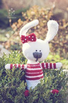 crochet mamakka rabbit