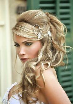 Die 26 Besten Bilder Von Hochsteckfrisuren Wedding Hair Styles