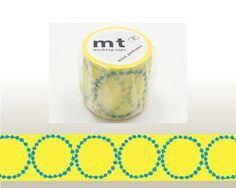 78 tambourine grande・yellow