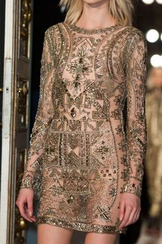 Emilio Pucci Fall Winter 2014  Detail
