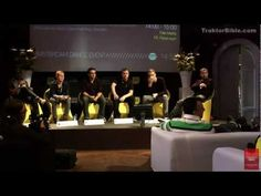 Amsterdam Dance Event 2011: The Sync Button, panel discussion - YouTube