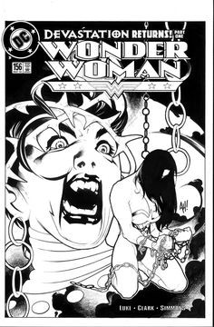 Wonder Woman #156 by Adam Hughes *