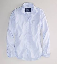 Mens Shirts: Plaid Shirts & Casual Button-Ups for Men | American Eagle Outfitters