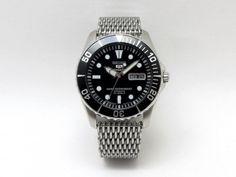 SEIKO 5 Sport 「SNZF17」を購入! この価格でこの満足感! | NEEZの時計ブログ