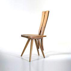 Carlo-Mollino-chaise-bois