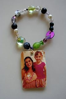 Gifts: Shrinky Dink Photo