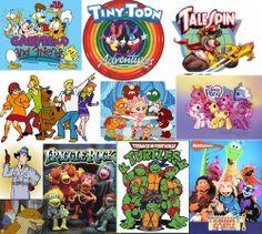 90s Tv Shows, Cartoon Tv Shows, Kids Shows, Classic Cartoon Characters, Classic Cartoons, 90s Childhood, Childhood Memories, Best 90s Cartoons, Saturday Morning Cartoons 90s