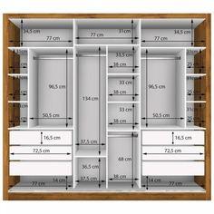 Wardrobe Interior Design, Wardrobe Door Designs, Wardrobe Design Bedroom, Bedroom Closet Design, Bedroom Furniture Design, Home Room Design, Closet Designs, Modern Wardrobe Designs, Diy Master Closet