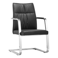 Zuo 206140 Dean Conference Chair Black