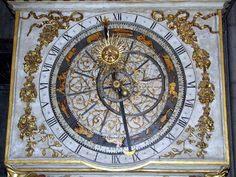 Astronomical Clock of Lyon For hundreds of years, automatons moving to metallic music have been marking the passage of time.