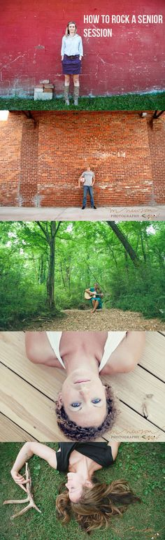 Senior Photography Tips - How to Rock a Senior Session