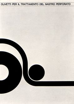 1960s Advertising - Brochure - Olivetti (Italy) by Pink Ponk, via Flickr