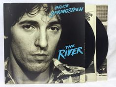 Bruce Springsteen - The River PC2 36854 LP #Vinyl Record + Lyric Insert