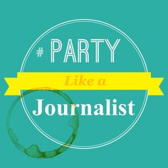 Unreal! Someone Made a #PartyLikeAJournalist Rap
