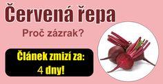 Jak moc tě červená řepa ovlivní? Znáš všechny možnosti červené řepy? Vyzkoušíš oblíbené recepty s červenou řepou? Dnes navíc bonusové info. Tvoje Danča.