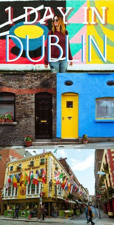 How to spend one day in Dublin Ireland Travel Tips | Travel Destinations | Europe Travel | Ireland Travel | Ireland things to do in | Ireland Road Trips | Dublin things to do