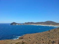 Playa de los Genoveses, Cabo de Gata (Almería, Spain).
