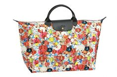 Capsule collection Mary Katrantzou for Longchamp