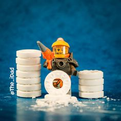 LEGO Minifigures Series 12 - Space Driller