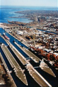 Soo Locks (Sault Ste Marie, Michigan)