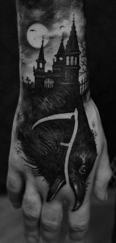Sleeping Through The Darkness : Foto #Oohh!CoolTattoo!