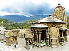 Vaidyanath Siva Temple, Baijnath is a famous 13th century temple dedicated to lord Shiva as Vaidyanath, Himachal, India