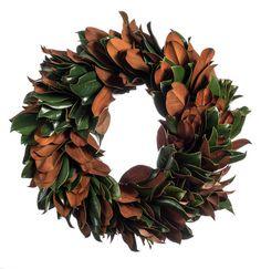 Original Magnolia Wreath