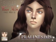 All About The Face Skin Detail Collection at Praline Sims via Sims 4 Updates Skin Head, Face Skin, Sims 4 Cc Shoes, Sims 4 Cc Packs, Sims 4 Cc Skin, Sims 4 Cc Furniture, Sims 4 Update, Sims Resource, Sims 4 Custom Content