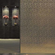 Copper Perini Wallpaper
