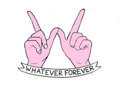 lo que sea para siempre