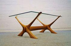 Frederik Schriever Ablen Lounge Tisch Couchtisch 60er 70er