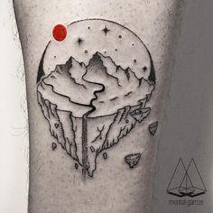 mentatgamze: Minimal Nagrand✨#tattoo #tatt #dotwork #linework #ink #geometry #customtattoo #geometrictattoo