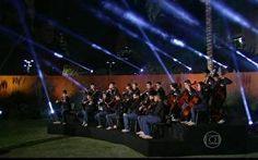 Musical de encerramento com a Orquestra Maré do Amanhã