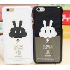 Mastermind CooToo Moustache Rabbit Case for iPhone 6 Plus