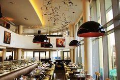 Red Pocket Hotel Verta by Rhombus Bridges Wharf, Battersea London Chinese Restaurant, Restaurant Bar, Entertaining, London, Pocket, Bridges, Restaurants, Red, Restaurant