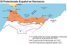 Spain / Battles, Knights / Hispano-Moroccan War - Guerra del Rif.  Protectorado Español y francés en Marruecos.