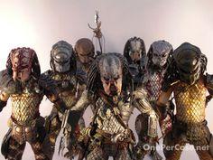NECA+Predators+Wave+5+Predator+2+The+Lost+Tribe+Guardian+Snake+Stalker+Action+Figure+(3).JPG 1,600×1,200 pixels