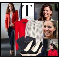 Celebs-Kate Middleton's Fashion
