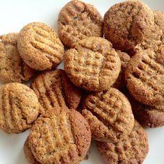 Tahini, Paleo, Low Carb, Cookies, Sweet, Food, Diet, Crack Crackers, Candy