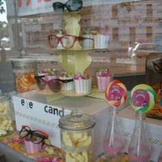 Eye candy. #eyewear #merchandising