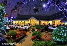 Bangkok Metropolitan By Como Bangkok Garden Restaurant